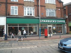 Coffee Shops In Tonbridge