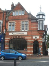 Pizza Express Tonbridge