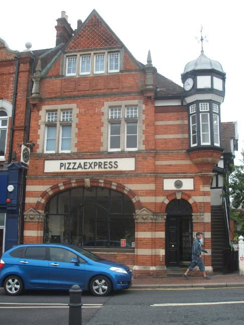 Pizza Express Tonbridge Kent