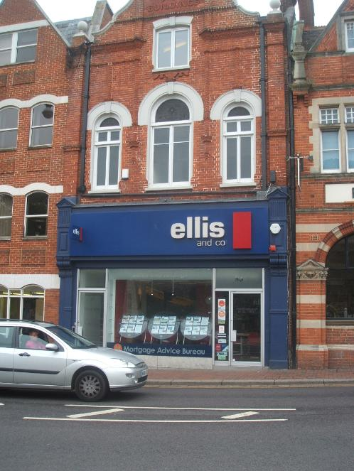 Ellis and Co Estate Agents Tonbridge high street