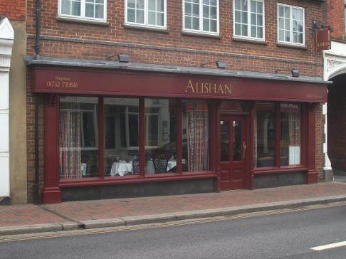 Alishan in Tonbridge