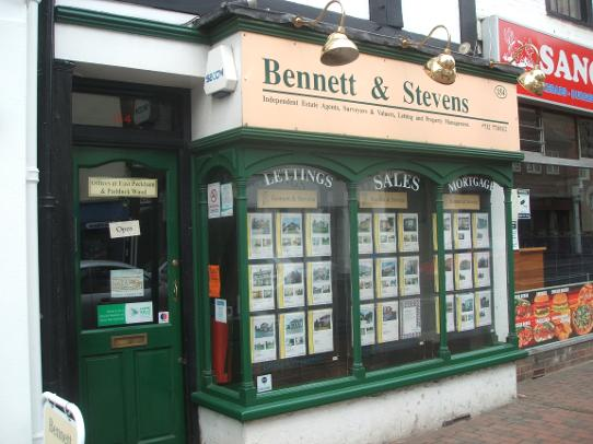 Bennett and Stevens Tonbridge