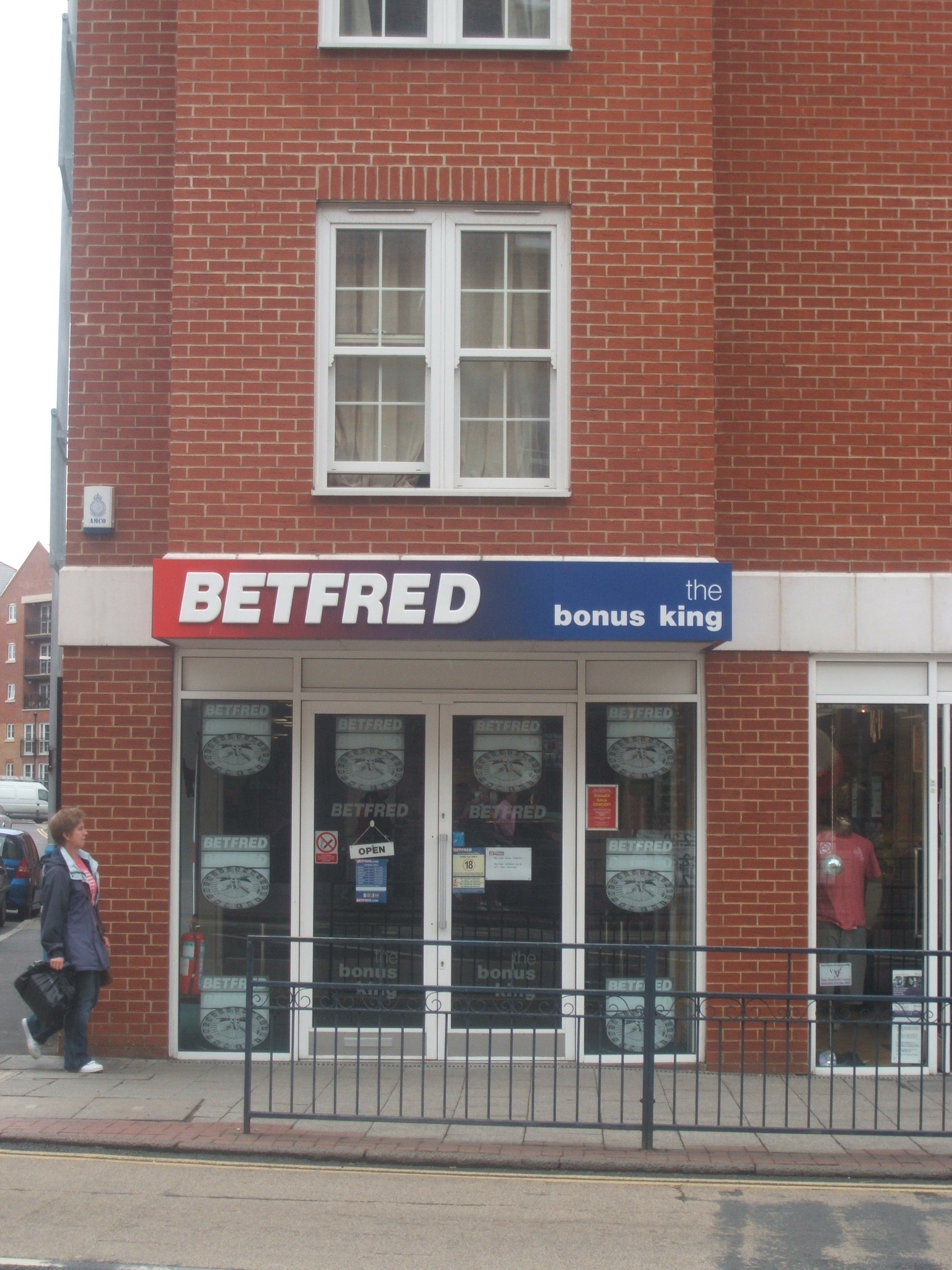 Betfred Tonbridge, Kent