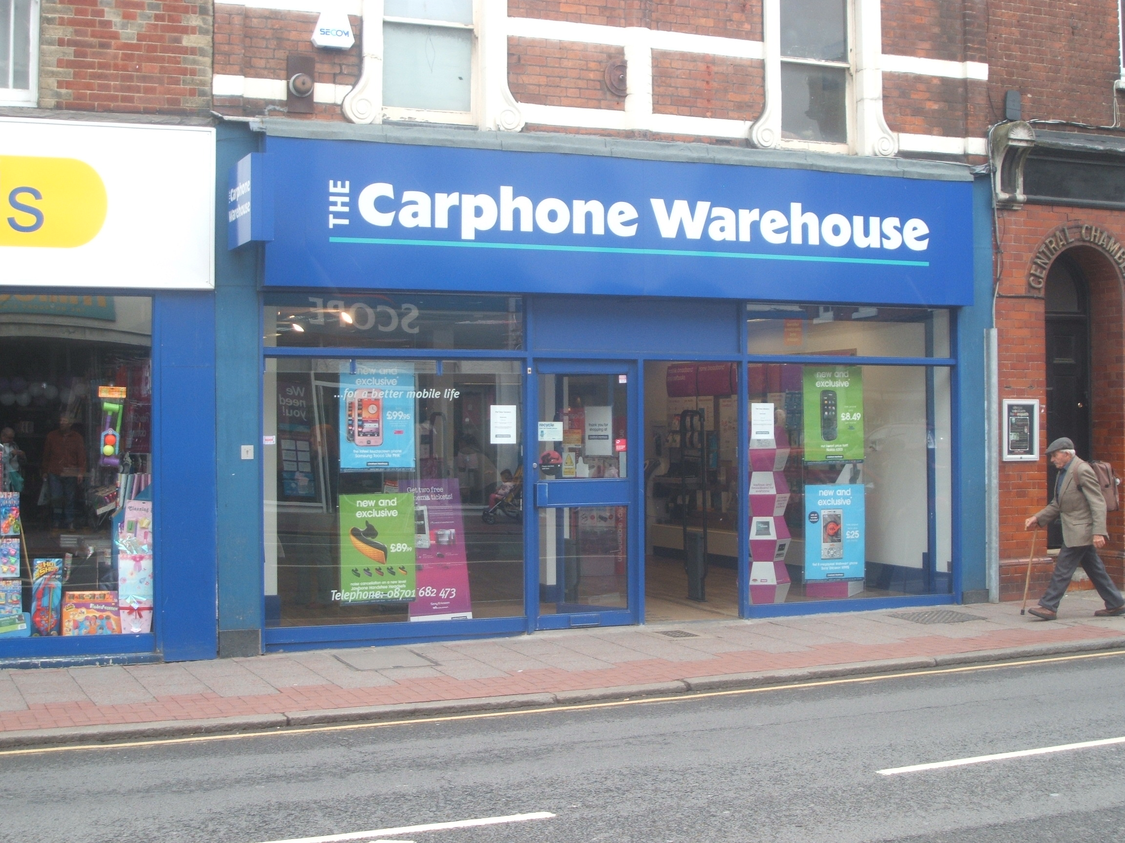 Carphone Warehouse Tonbridge