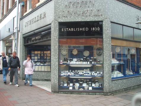 John Angell Jewellers in Tonbridge