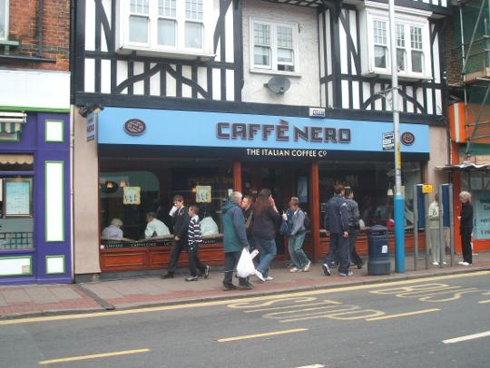 Caffe Nero Tonbridge