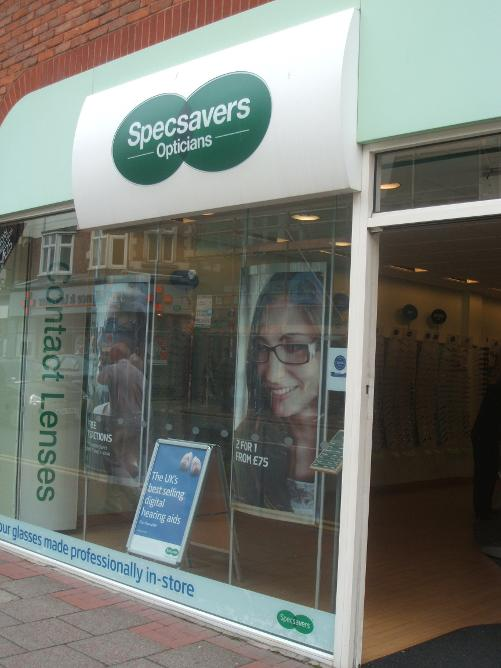 Specsavers Opticians Tonbridge