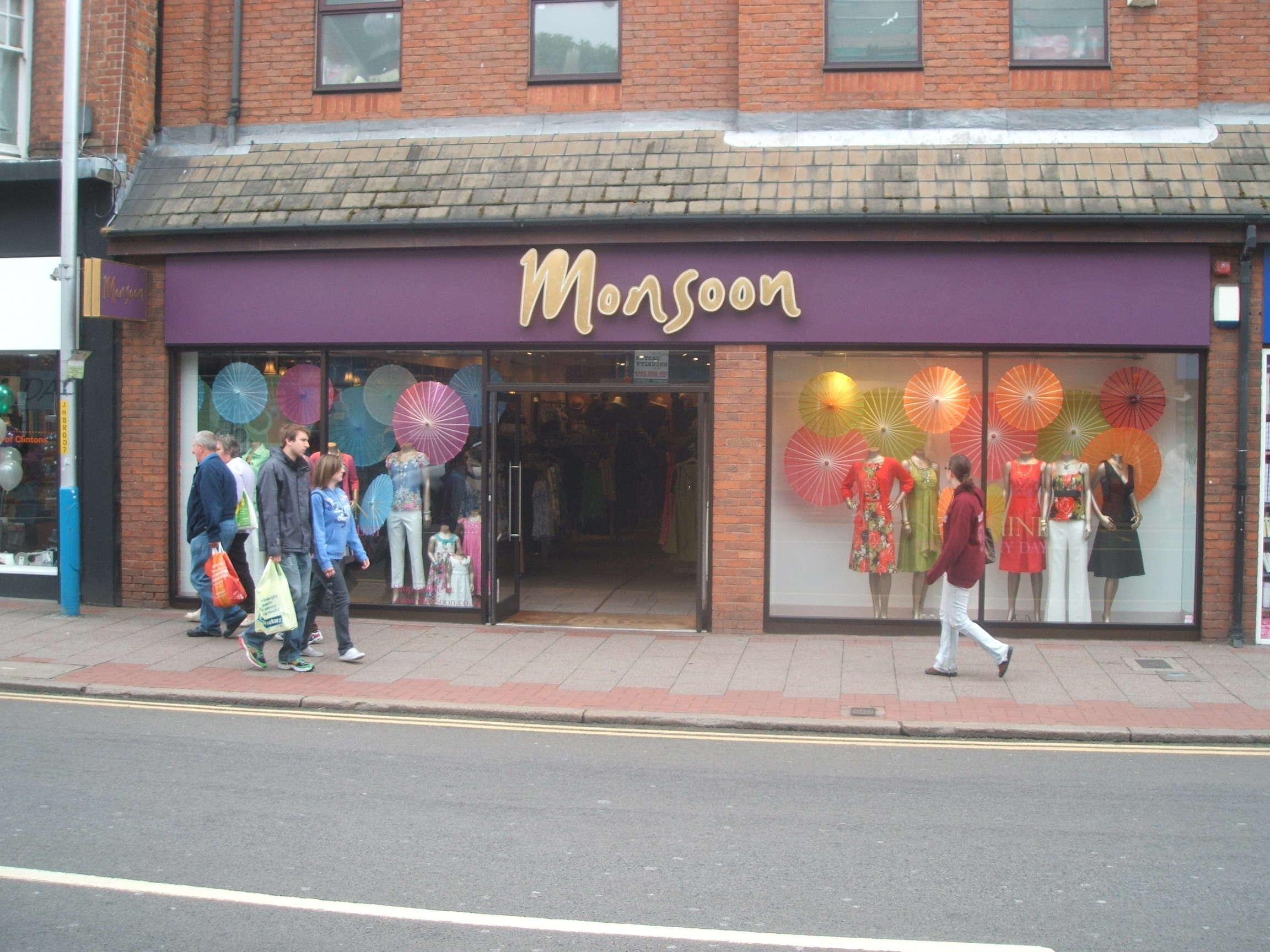 Monsoon Tonbridge High Street
