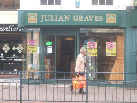 Julian Graves in Tonbridge