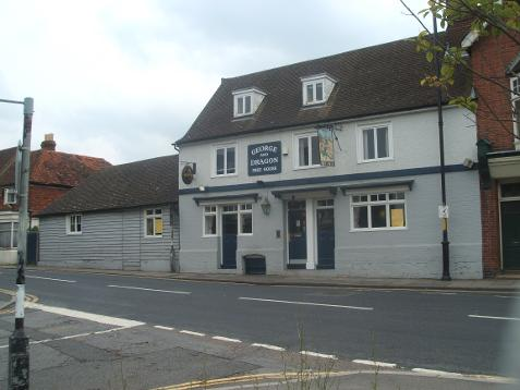 George and Dragon Pub Tonbridge