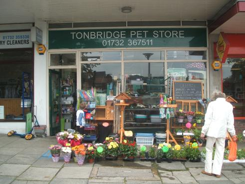Tonbridge Pet Store