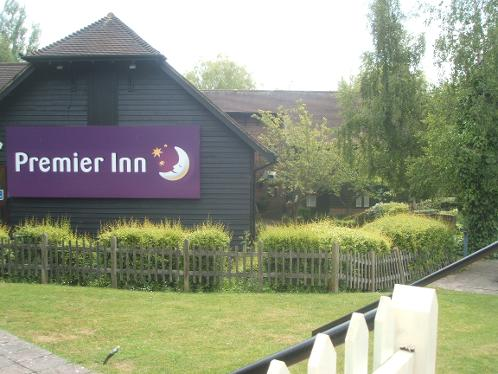 Premier Inn, Pembury Road, Tonbridge