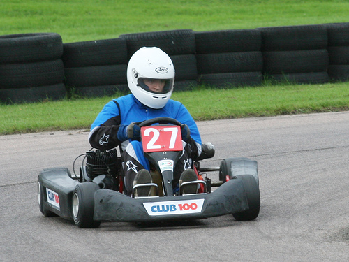 Karter at Bayford Meadow