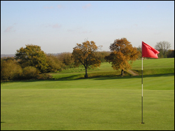 Boars Head Golf Course Crowborough