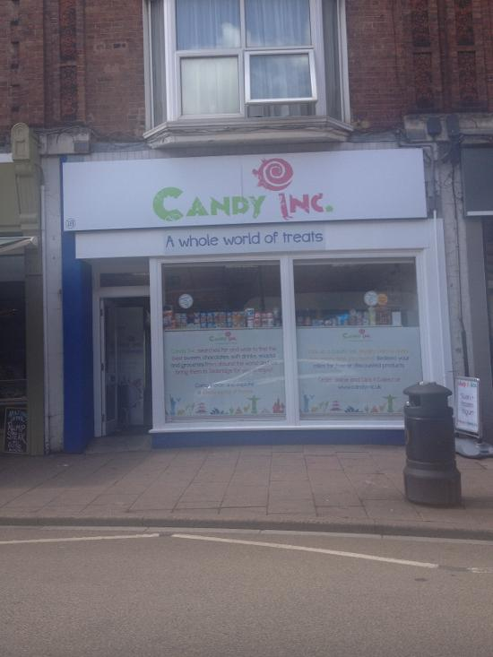 Candy Inc in Tonbridge