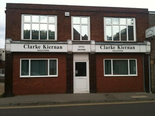 Clarke and Kiernan Tonbridge