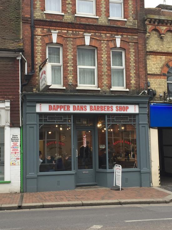 Dapper Dans Barbers in Tonbridge