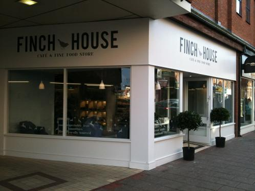 Finch House in Tonbridge
