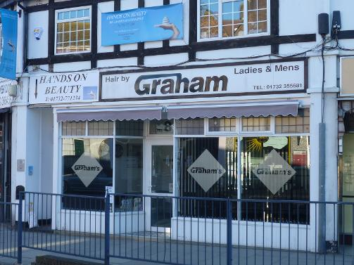 Hair By Grahams in Tonbridge