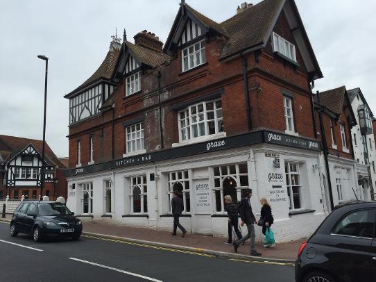 Graze Kitchen And Bar Tonbridge