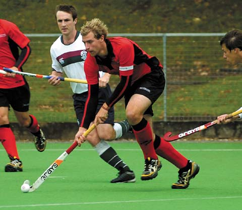 Hockey Clubs in Tonbridge