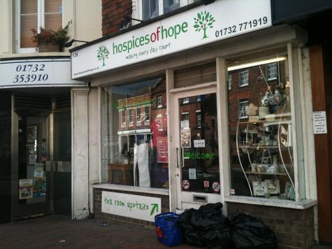 Hospices of Hope in Tonbridge