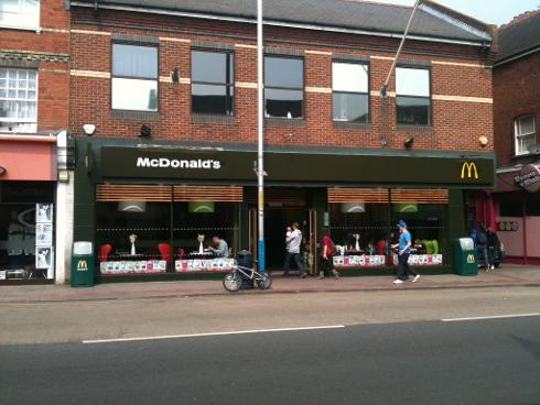 Mcdonalds in Tonbridge