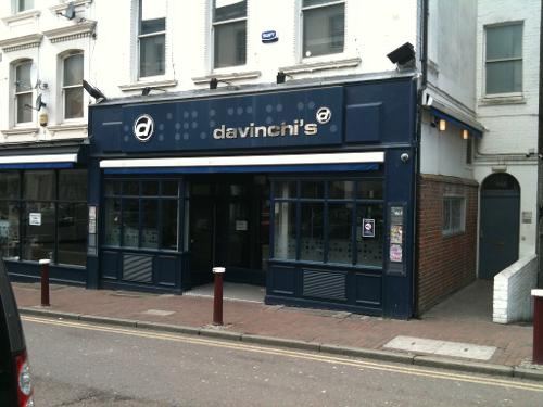 Beluga Bar/Davinchi's in Tunbridge Wells