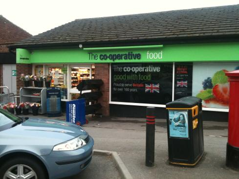 Co Operative Food Martin Hardie Way Tonbridge