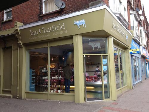 Ian Chatfield in Tonbridge