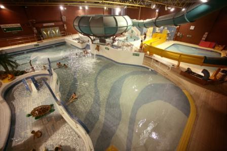 Larkfield Leisure Centre leisure pool