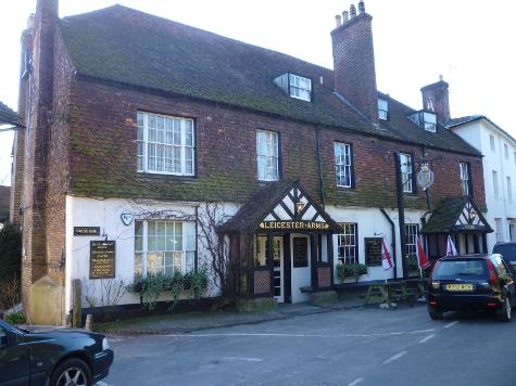 Leicester Arms Hotel Penshurst