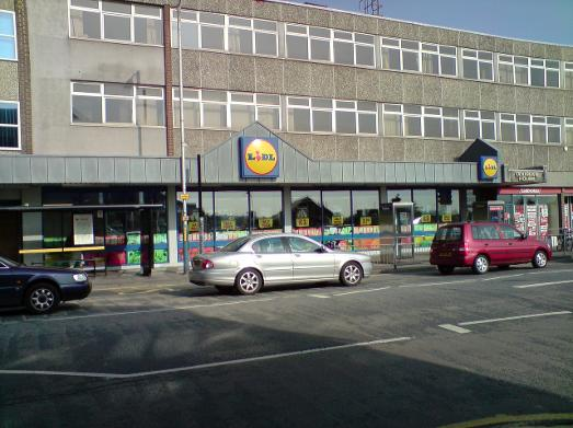 Lidl in Tonbridge
