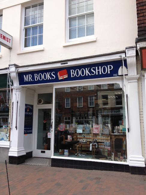 Mr Book in Tonbridge