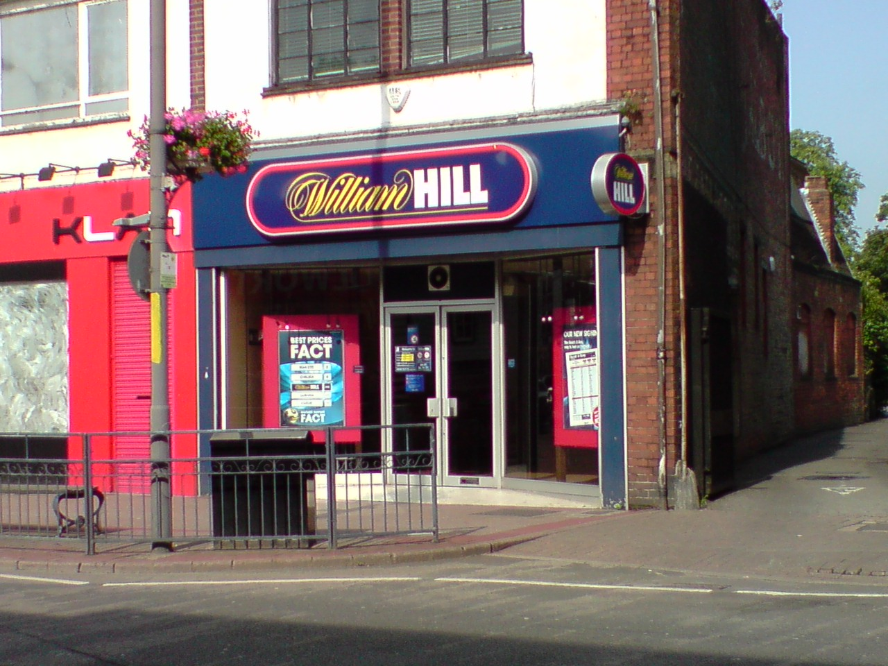 William Hill Tonbridge