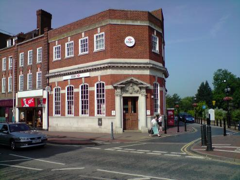 HSBC Bank Tonbridge