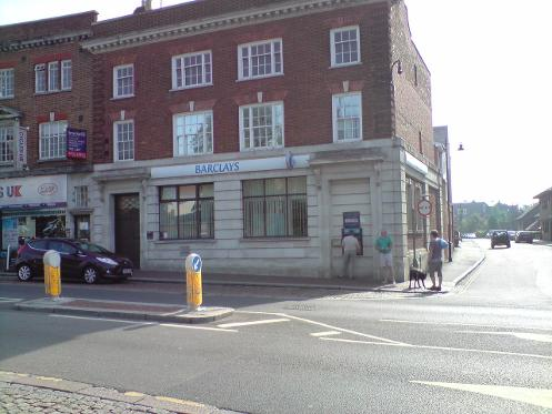 Barclays Bank in Tonbridge