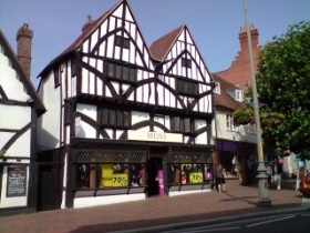 Shops in Tonbridge