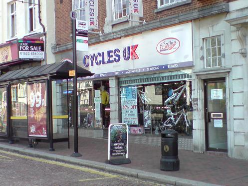 Cycle UK Tonbridge