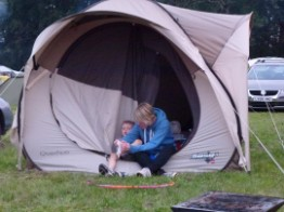 Camping near Tonbridge