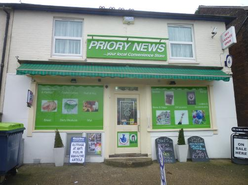Priory Newsagents Tonbridge