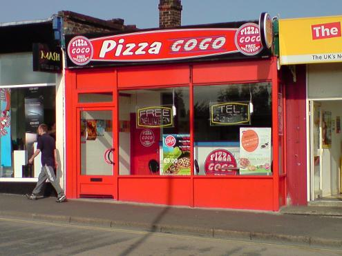 Pizza Gogo in Tonbridge