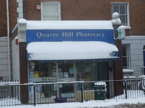 Quarry Hill Pharmacy in Tonbridge