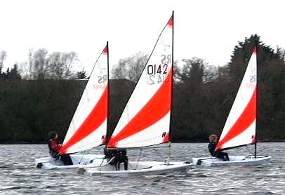 Sailing clubs in and around Tonbridge