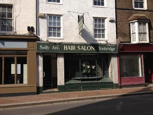 Sally Ann Hair Salon Tonbridge