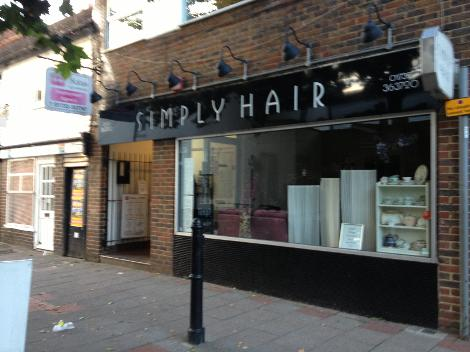 Simply Hair in Tonbridge