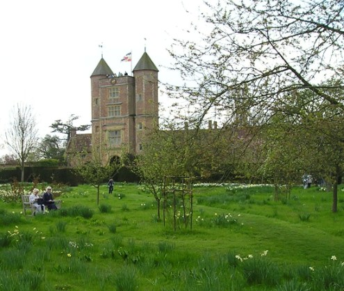 Sissinghurst Castle in Kent