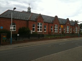 Slade School in Tonbridge