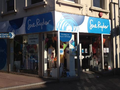 Sue Ryder in Tonbridge