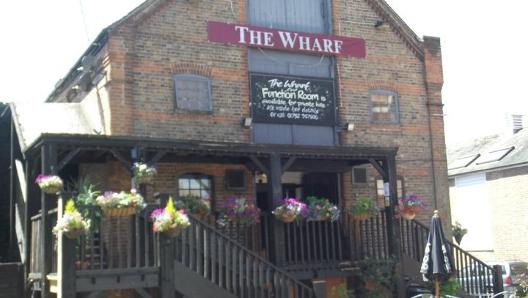 The Wharf in Tonbridge
